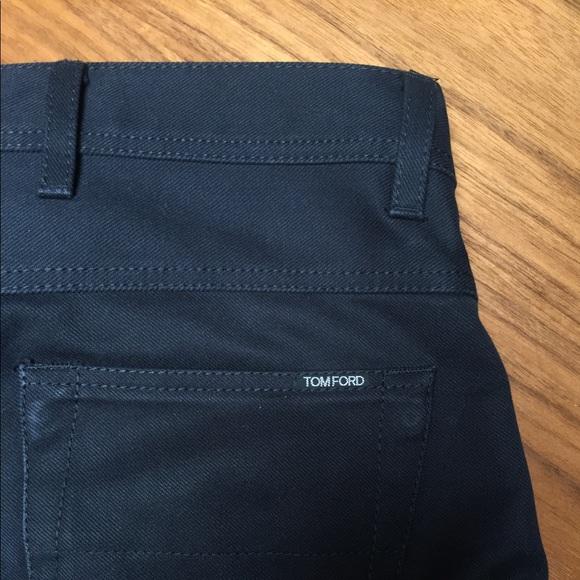 ddab21c52d5764 Tom Ford Men's black denim jeans. M_5b522aa12830957c872ef635